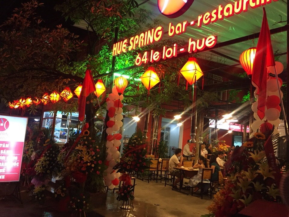 HUẾ SPRING Bar - Restaurant